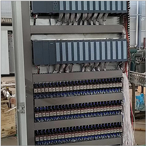 湖北高低压配电柜---PLC控制柜