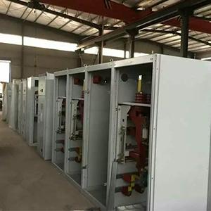 高低压柜----HXGN-12 箱型交流金属封闭开关设备