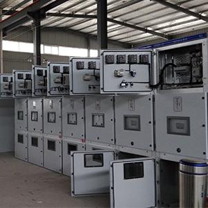 高低压柜----KYN28A-12金属铠装中置移开式开关设备